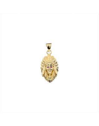 PENDANT INDIANA - OR 18K