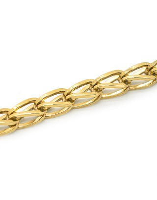 MAILLE REVERSE - 8mm 60cm -...