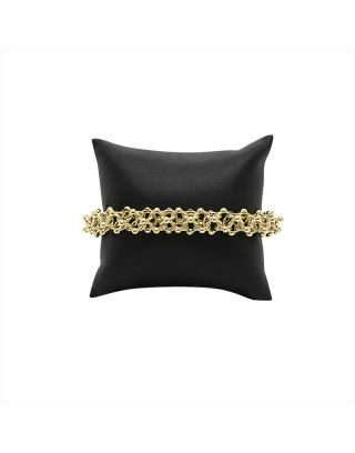 BRACELET MAILLE CYCLONE -...