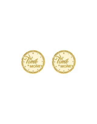 TIME IS MONEY 18K