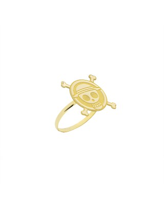 RING ONE PIECE - OR 18K